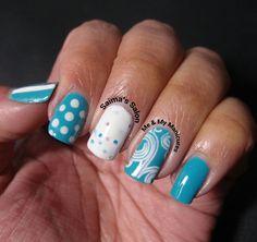 Saima's Salon: My Manicure: Mmmmm....Mimi's