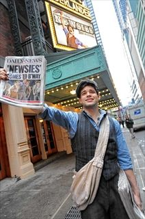 Tony Awards 2012: 'Newsies,' 'Once,' Andrew Garfield among the big stories - Daily News  One day I'm going to NY and I'm going to see Newsies on Broadway. :)