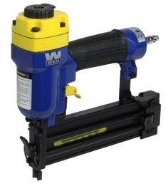 Nail Gun Stapler Power Tool Round Head Case 3/4 to 2 Inch Nailer Framing Air NEW #WEN