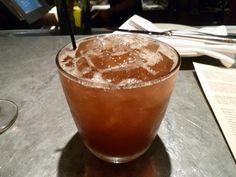 cowboys & indians: chai tea + jack daniels honey