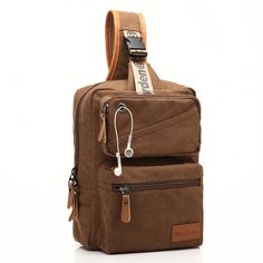 be8e47285a9a 14 Best Casual Vintage Male Canvas Backpack images