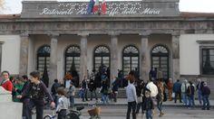Lucca: i soldi sono andati a finire su un conto in una banca polacca e non è stato possibile ottenerne la restituzione. Adesso i titolari del locale chiedono di riavere la somma all'istituto di cui sono clienti