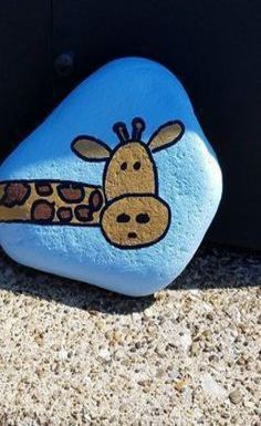 Rocks to paint painted rock animals, painted rocks craft, painting Rock Painting Patterns, Rock Painting Ideas Easy, Rock Painting Designs, Rock Painting Ideas For Kids, Pebble Painting, Pebble Art, Stone Painting, Painting Art, Stone Crafts