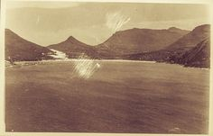 Hout Bay 1954 by Axel Bührmann, via Flickr Nordic Walking, Cape Town, South Africa, Explore, Mountains, History, Travel, Organization, Historia