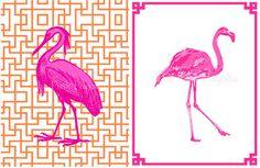 Pink Pagoda Prints