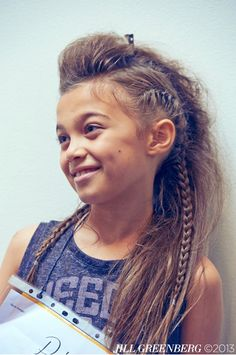 this is for when I decide to grow my hair! sooo freakin cute!