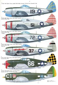02 Republic P-47 Thunderbolt Page 31-960
