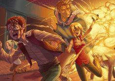 baccano wallpaper - jacuzzi splot &co. Old Anime, Anime Manga, Anime Nerd, Last Exile, Anime Titles, Durarara, Bungo Stray Dogs, Best Couple, Studio Ghibli