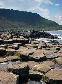 Giant's Causeway of Northern Ireland - Answers in Genesis
