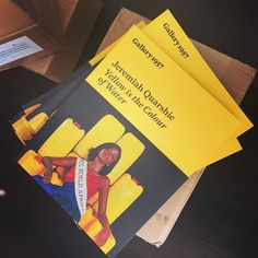 The catalogues have arrived for an exhibition of new works by Join us for the opening at at this Friday, 19 August, New Words, African Art, It Works, Join, Friday, Yellow, Instagram Posts, Color, Africa Art