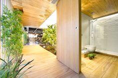 egue y seta convert a commercial space into a luxurious loft in terrassa