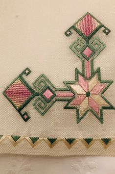 Hardanger Embroidery, Cross Stitch Embroidery, Blackwork, Machine Embroidery Designs, Embellishments, Hanger, Girly, Pattern, Embroidery Stitches