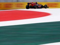 Scuderia Toro Rosso website
