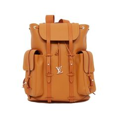 The Louis Vuitton Christopher Tan Leather Backpack is a top 10 member favorite on Tradesy. Louis Vuitton Mens Bag, Louis Vuitton Backpack, Mens Designer Backpacks, Vintage Backpacks, Leather Bags Handmade, Luxury Bags, Tan Leather, Fashion Bags, Leather Backpack