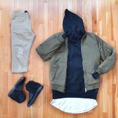 Outfit Grid is a styling inspiration for men in simple words it is a picture that consists of complete look … Trendy Mens Fashion, Look Fashion, Fashion Models, Fashion Outfits, Men Fashion, Runway Fashion, Yeezy Boost 750, Yeezy 750, Yeezy Outfit
