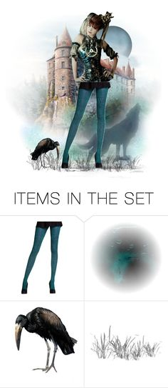 """""""Throw Me to the Wolves & I'll Come Back Leading the Pack"""" by shay-h ❤ liked on Polyvore featuring art, doll, wolf, dolls, dollset and dollart"""