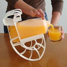 this would be good at a party for elderly folkds or little kids who like to help themselves!