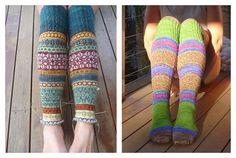 Talia knitted by Liz, Photo credit Liz