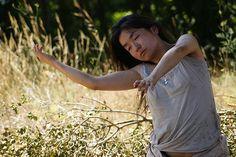 Jinen Butoh, Performer: Yuko Ota