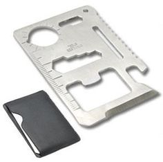 Handy Multi tool @ Credit Card Size