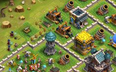 Three Kingdoms meets Clash of Clans; what's not to love? news · Clash of Lords. Another entry from the makers of Castle Clash, Clash of Lords maintains the ...