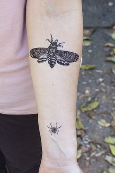 wow yes even though it's actually a temp tattoo apparently I still want a permanent one like this