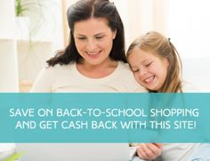 Get Cash Back and Coupons for Back-to-School with Mr. Rebates!