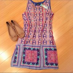 I LOVE everything about this dress!!!  Cute summer dress. Stitch Fix spring/summer 2016