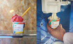 Gelato fra Lofoten — Kreativt Forum  - use #HattvikaLodge as your Base Camp for exciting guided adventures and activities in Lofoten