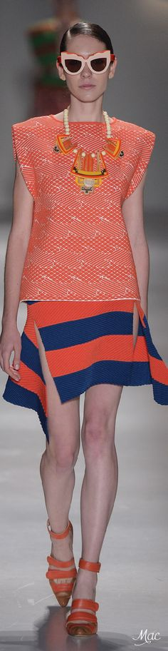 #Farbbberatung #Stilberatung #Farbenreich mit www.farben-reich.com São Paulo Spring 2016 GIG Couture