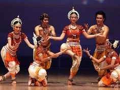 The Mamallapuram Dance Festival is held every year during Dec-Jan in Mamallapuram, Tamil Nadu.