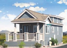 This Original And Always Popular Residential Style Includes A Painted Exterior Sheet Rock Carpeted Park Model HomesPark
