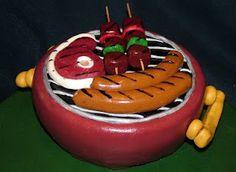 BBQ Cake perhaps for Boss' next birthday? Steph prepare yourself :)