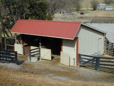 Horse stall ideas | Horse Stall Barn Ideas http://www.homenashville.com/homes_frontpage ...