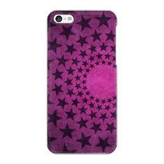 iPhone 5C Star Circles Case