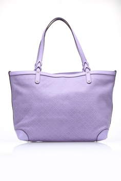 Gucci Craft Tote In Lilac - Perfect for Spring