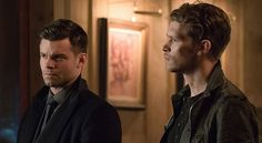 """Klaus and his family seek a way to take down Lucien for good in The Originals 3x20 """"Where Nothing Stays Buried""""! In The Originals 3x20 """"Where Nothing Stays Bur(...)"""