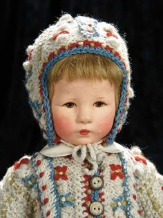 """German Cloth Character """"H... Auctions Online 