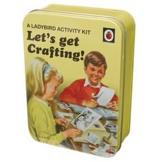 Ladybird Lets Get Crafting Activity Kit - Wild & Wolf