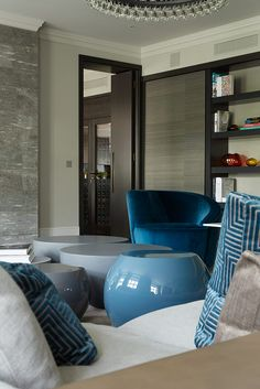 Knightsbridge Penthouse London by Staffan Tollgard