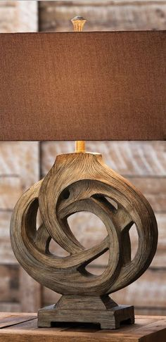 Infinity Branch Light - Log Cabin Decor