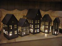 danish lantern houses...so cute!