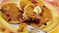Nothing quite matches the aroma of foods baking with cinnamon.  With these pancakes, that goodness can be enjoyed right away!