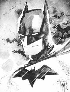Batman Day art by Francis Manapul