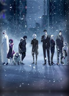 Tokyo Ghoul #anime