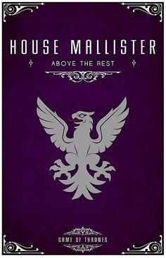 Game of Thrones Posters - Designlov