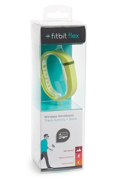 Fitbit 'Flex' Wireless Activity & Sleep Wristband http://rstyle.me/n/pu3vrr9te