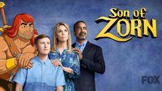 Son of Zorn - Episode 1.13 - All Hail Son of Zorn (Season Finale) - Press Release