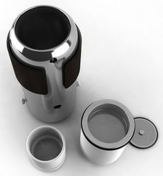 Huddle around coffee drinkers coz I bring to you this unique esPRESSivo Portable Espresso Coffee Maker. The trouble with brewing espresso outdoors is the dynamics of