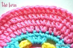 Crochet Sun Hat – Brim Pattern
